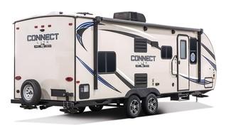 2017 Kz Connect Lite 211BH Mandan, North Dakota 3