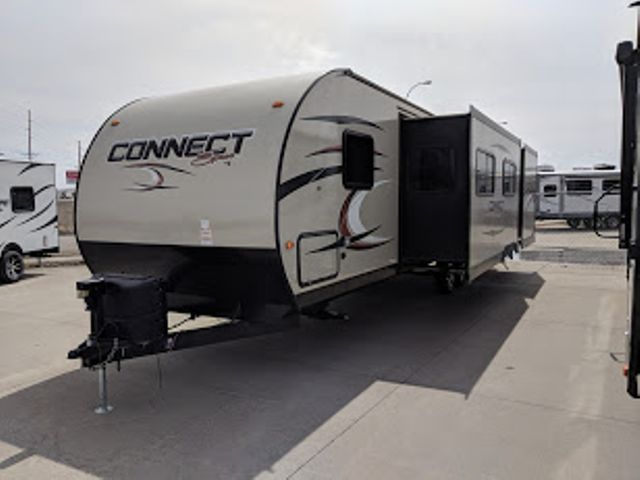 2017 Kz Connect 322BHS Mandan, North Dakota 1
