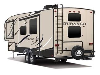 2017 Kz Durango 1500 D286BHD Mandan, North Dakota 2