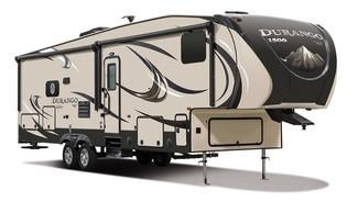 2017 Kz Durango 1500 D286BHD Mandan, North Dakota 1