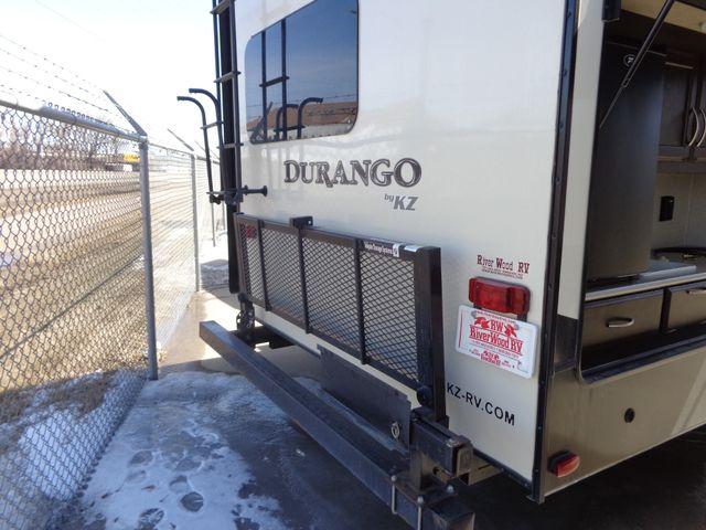 2017 Kz Durango 1500 D292BHT Mandan, North Dakota 4