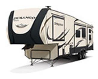 2017 Kz Durango 2500 347BHS Mandan, North Dakota