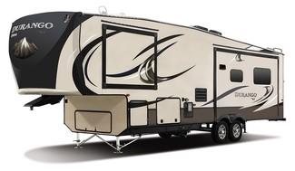 2017 Kz Durango 2500 325RLT Mandan, North Dakota 1