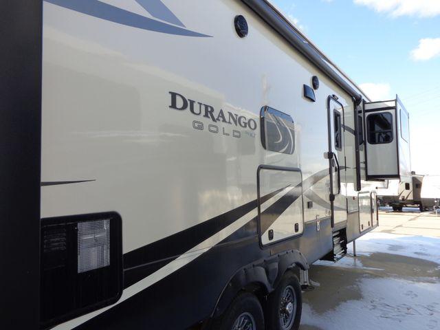 2017 Kz Durango Gold G380FLF Mandan, North Dakota 3