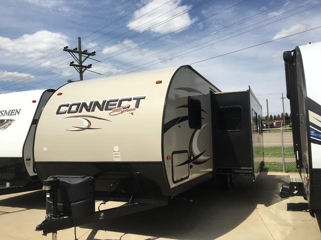 2017 Kz Connect 283BHS Mandan, North Dakota 0