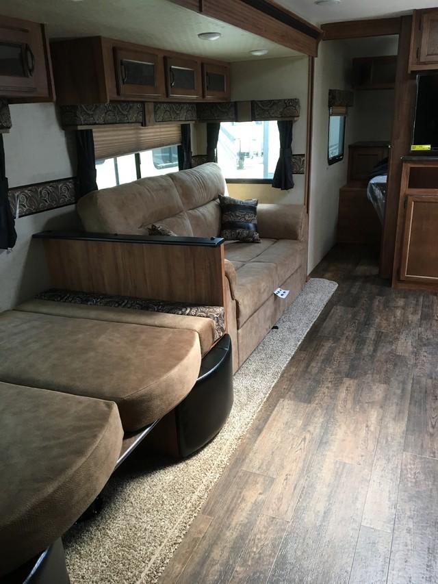 2017 Kz Connect 283BHS Mandan, North Dakota 6