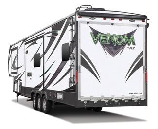 2017 Kz Venom *Toy Hauler* 3911TK Mandan, North Dakota 3