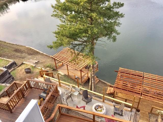 2017 Lake House Rental - Www.Vrbo.Com/1040215 RedLineMuscleCars.com, Oklahoma 87