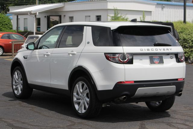 2017 Land Rover Discovery Sport HSE 4WD - NAV - PANO ROOF - BLIND SPOT! Mooresville , NC 26