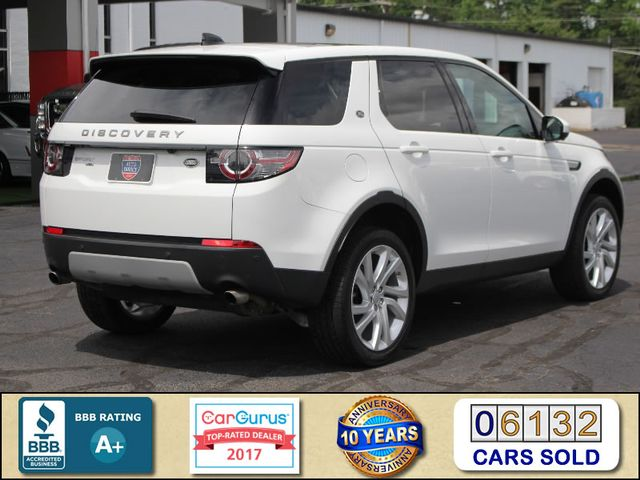 2017 Land Rover Discovery Sport HSE 4WD - NAV - PANO ROOF - BLIND SPOT! Mooresville , NC 2