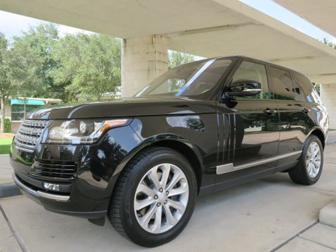 2017 Land Rover Range Rover HSE in Houston, Texas