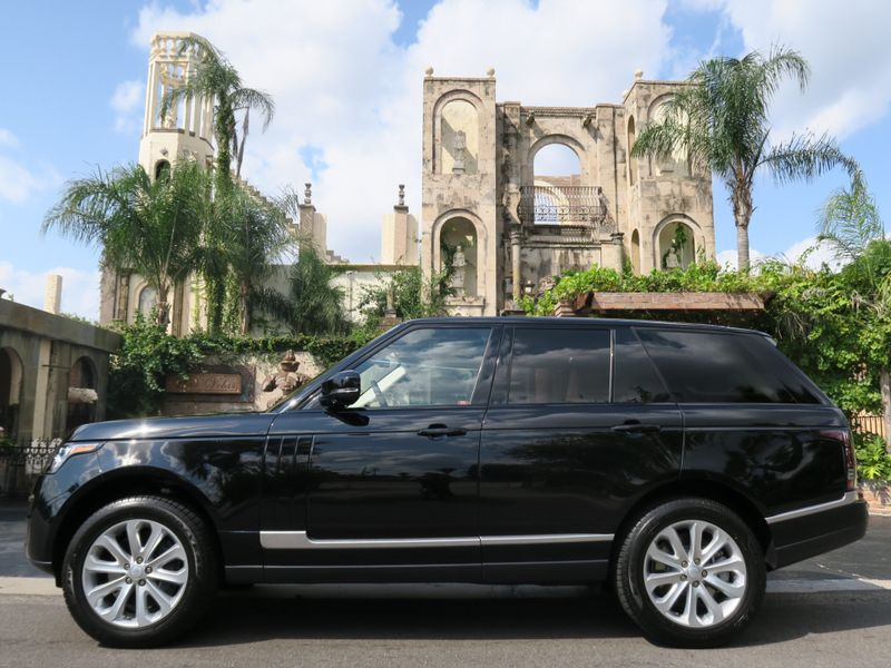 2017 Land Rover Range Rover HSE in Houston Texas
