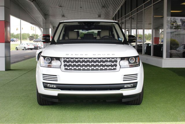 2017 Land Rover Range Rover SUPERCHARGED L 4WD - VISION ASSIST & DRIVE PKGS! Mooresville , NC 18