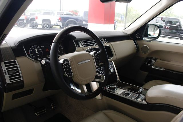 2017 Land Rover Range Rover SUPERCHARGED L 4WD - VISION ASSIST & DRIVE PKGS! Mooresville , NC 28