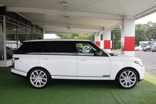2017 Land Rover Range Rover SUPERCHARGED L 4WD - VISION ASSIST & DRIVE PKGS! Mooresville , NC 16
