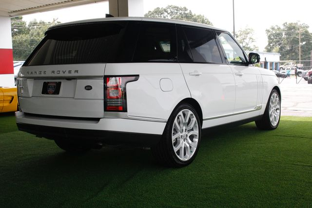 2017 Land Rover Range Rover SUPERCHARGED L 4WD - VISION ASSIST & DRIVE PKGS! Mooresville , NC 23