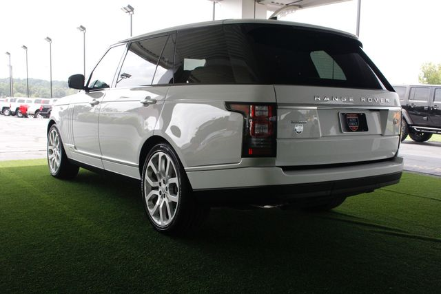 2017 Land Rover Range Rover SUPERCHARGED L 4WD - VISION ASSIST & DRIVE PKGS! Mooresville , NC 24