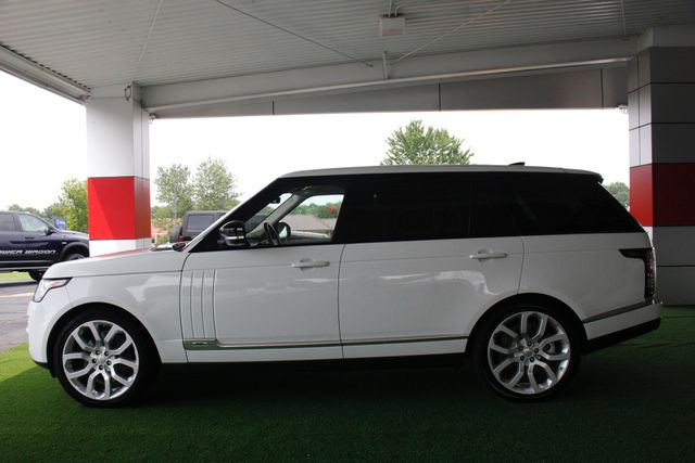 2017 Land Rover Range Rover SUPERCHARGED L 4WD - VISION ASSIST & DRIVE PKGS! Mooresville , NC 17
