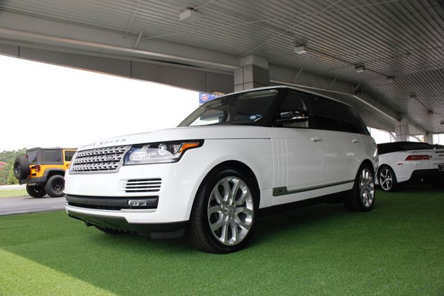 2017 Land Rover Range Rover SUPERCHARGED L 4WD - VISION ASSIST & DRIVE PKGS! Mooresville , NC 22
