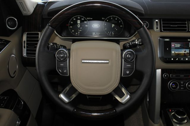 2017 Land Rover Range Rover SUPERCHARGED L 4WD - VISION ASSIST & DRIVE PKGS! Mooresville , NC 5