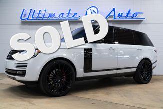 2017 Land Rover Range Rover Orlando, FL