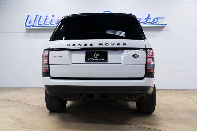 2017 Land Rover Range Rover Orlando, FL 3