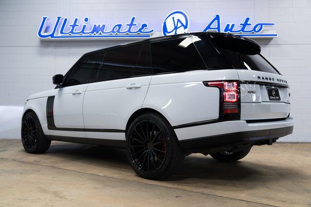 2017 Land Rover Range Rover Orlando, FL 2