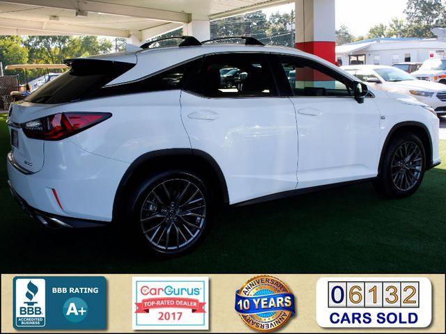 2017 Lexus RX 350 F Sport AWD - NAVIGATION - SUNROOF - BLIND SPOT Mooresville , NC 2