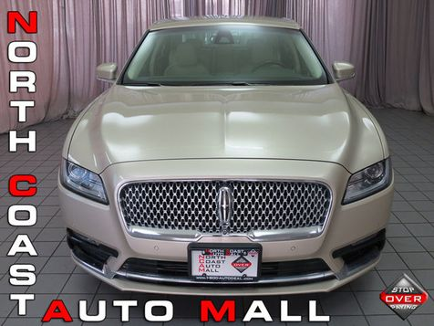 2017 Lincoln Continental Reserve in Akron, OH