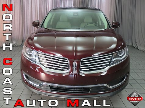2017 Lincoln MKX Reserve in Akron, OH