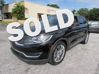 2017 Lincoln MKX Reserve*NAVI* | Clearwater, Florida | The Auto Port Inc in Clearwater Florida