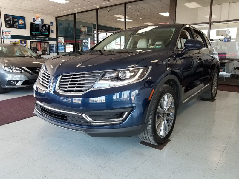 2017 Lincoln MKX Reserve | Rishe's Import Center in Ogdensburg New York