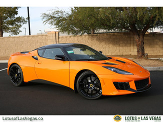 2017 Lotus Evora in Las, Vegas,