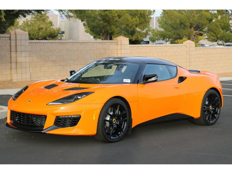 2017 Lotus Evora 400  in Las Vegas, NV
