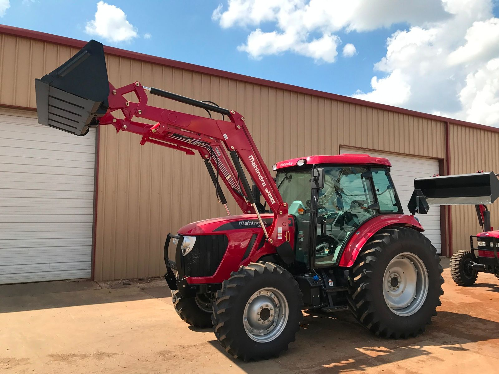 2017 Mahindra 105 Shuttle Wag Tires City Tx North Texas