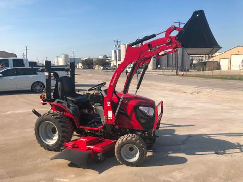 2017 Mahindra eMax 22S HST w/Mid Mower  in Fort Worth, TX