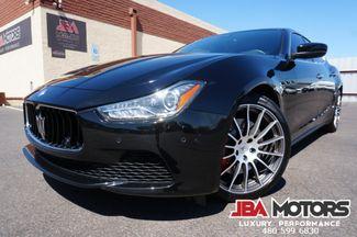 2017 Maserati Ghibli S Q4 AWD Sedan | MESA, AZ | JBA MOTORS in Mesa AZ