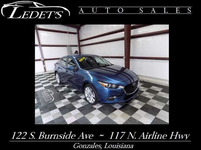 2017 Mazda 3  - Ledet's Auto Sales Gonzales_state_zip in Gonzales Louisiana
