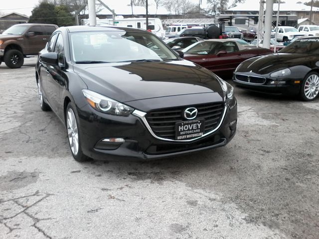 2017 Mazda Mazda3 4-Door Touring San Antonio, Texas 2