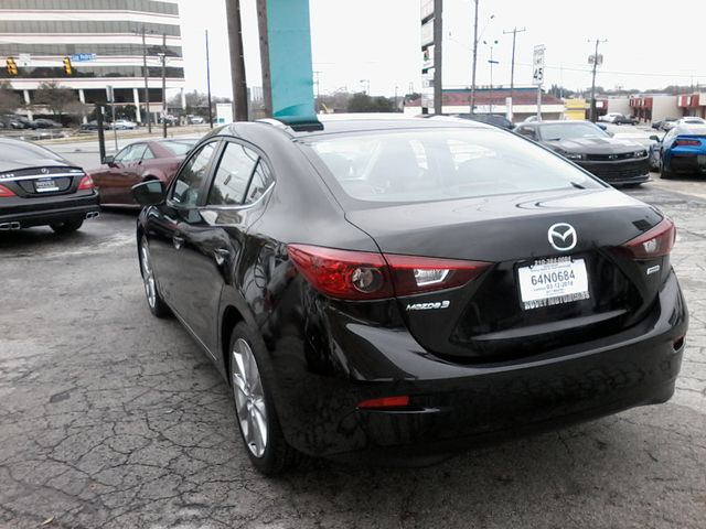 2017 Mazda Mazda3 4-Door Touring San Antonio, Texas 4