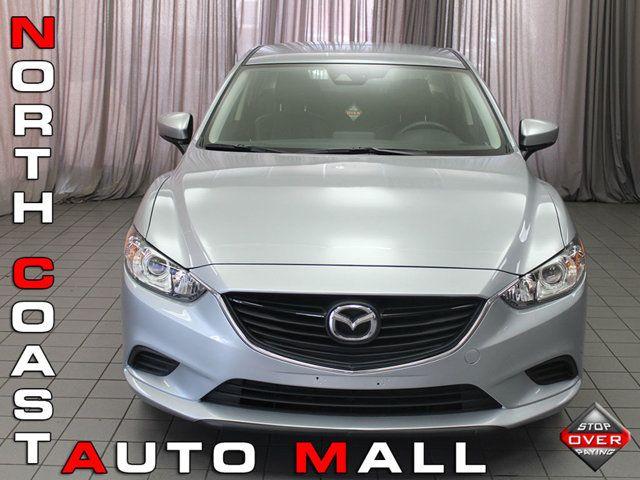 Used 2017 Mazda Mazda6, $19473