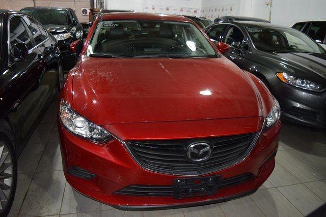2017 Mazda Mazda6 Touring Richmond Hill, New York 1