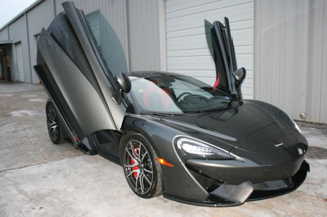 2017 Mclaren 570S Houston, Texas 1