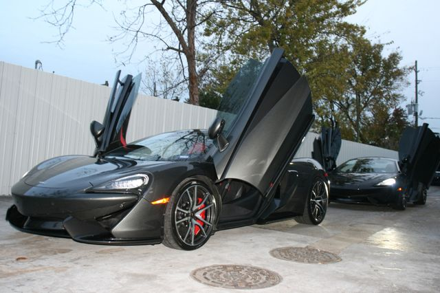 2017 Mclaren 570S Houston, Texas 16