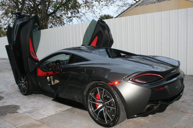2017 Mclaren 570S Houston, Texas 4