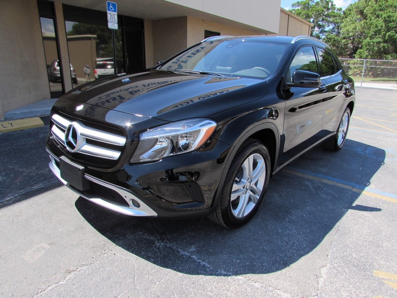 2017 Mercedes-Benz GLA 250