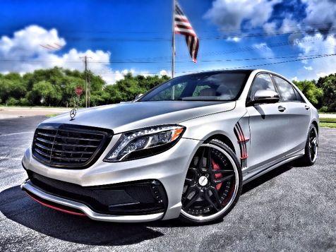2017 Mercedes-Benz S 550 DESIGNO WALD BLACK BISON MATTE in , Florida