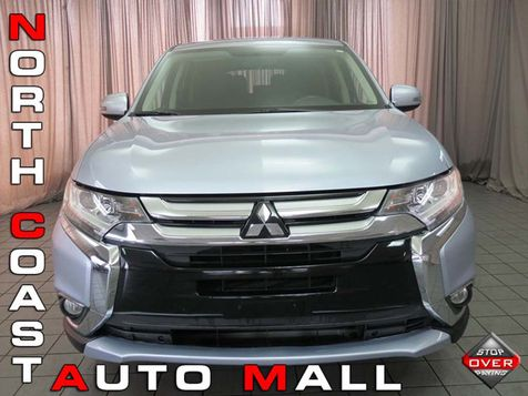 2017 Mitsubishi Outlander SE S-AWC in Akron, OH
