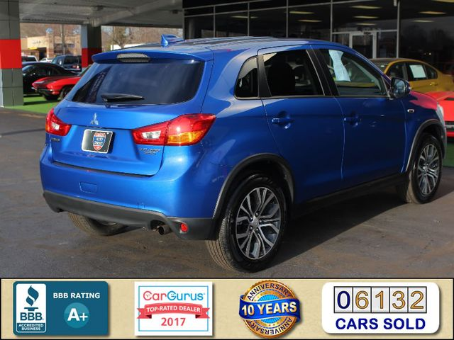 2017 Mitsubishi Outlander Sport ES 2.0 FWD - ONE OWNER - SERVICE RECORD! Mooresville , NC 2