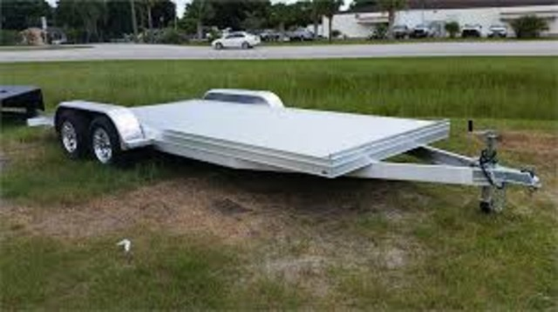 2017 New Alumnium Car Trailer   city FL  Manatee RV  in Palmetto, FL